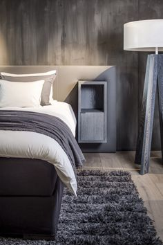 Bed; design Remy Meijers for Nilson Beds