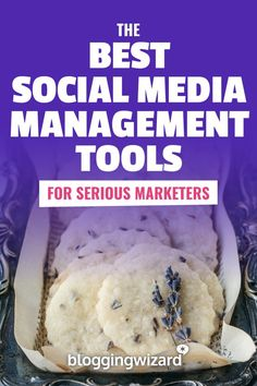 8 Best Social Media Management Tools To Save You Time Looking for the best social media management tools? Read this post. You'll save more time and grow your audience faster. Social Media Marketing Business, Marketing Tools, Online Marketing, Marketing Ideas, Content Marketing, Digital Marketing, Social Media Management Tools, Social Media Tips, Blog Topics