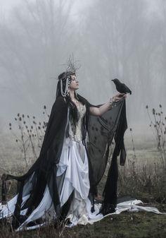 Wiccan, Magick, Witchcraft, Dark Fantasy, Fantasy Art, Inspiration Artistique, Rabe, Fantasy Photography, Foto Art