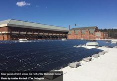 Spring 2016 Energy Solar University Of Richmond Alternative Energy