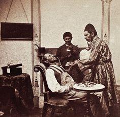 Tratamiento para la tuberculosis (1855)