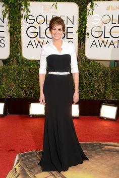 Julia Roberts in Dolce & Gabbana- Golden Globes 2014