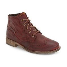 562d0c06ad Timberland Somers Falls Lace-Up Boot (Women)