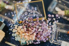 Aaron and Ming Ming's Galaxy-Themed Wedding at JW Marriott South Beach, Singapore Wedding Music, Wedding Shoot, Our Wedding, South Beach Singapore, Galaxy Theme, Strong Marriage, Groom Dress, Just Married, Fairy Lights