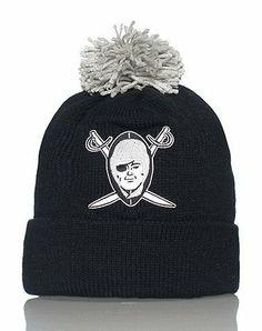 Mitchell And Ness Oakland Raiders Knit Cuff Hat Black 0 Mitchell & Ness. $17.99. Save 25% Off!