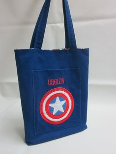 Check out this item in my Etsy shop https://www.etsy.com/listing/239003313/childrens-personalized-library-book-bag