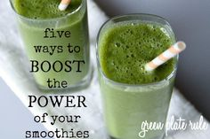 5 Ways to Boost the Power of Your Smoothie - using chia seeds already but really need to experiment with other healthy additions Juice Smoothie, Smoothie Drinks, Healthy Smoothies, Smoothie Recipes, Lower Ldl Cholesterol, Clean Eating, Healthy Eating, Daily Vitamins, Baking Ingredients