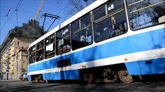 Tramwaje Wrocławskie 2014 Poland, Transportation, Public, Train, Night, City, World, Cities, The World