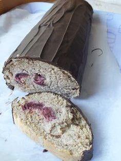 Ízőrző: Gesztenyés-meggyes piskótatekercs (lisztmentes) Hungarian Cake, Poppy Cake, Nutella, Free Food, Cookie Recipes, Food And Drink, Dairy, Gluten Free, Cheese