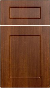 Lancaster in Cayenne Maple Thermofoil M and J Woodcrafts - Your Wholesale Cabinet Door Manufacturers
