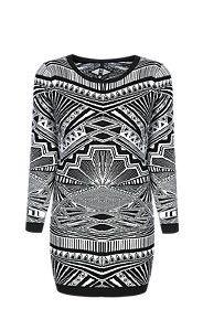 KNITWEAR BODYCON DRESS
