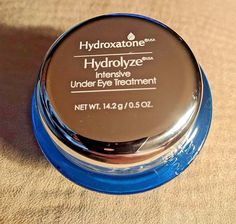 NEW Hydroxatone Hydrolyze Intensive Under Eye Treatment .5 oz