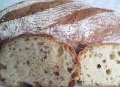 Хлеб с семечками и сушеными помидорами