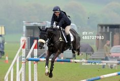 SYMM International Horse Trials At Hambleden : News Photo