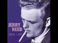 I love this song!! It also reminds me of Happy Gilmore. Jerry Reed - Amos Moses -