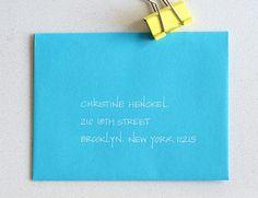Anne Robin - Calligraphy   Anne Robin: Los Angeles Calligrapher, Hand Written Calligraphy, Wedding Invitations