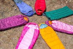 The Sleeping Bags We Like for Kids | After testing seven sleeping bags on two weekend camping trips with a total of 15 kids between 9 months and 9 years old, we found that the best sleeping bag for most kids is the REI Kindercone. It's inexpensive and warm, comes in cool colors, and should last all the way from toddler to tween.