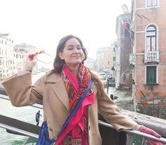 "1,583 gilla-markeringar, 21 kommentarer - Milana Chigridow (@norrskenet) på Instagram: ""Venice makes me feel like"""