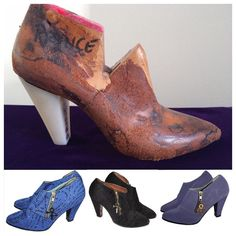 Prince's iconic zip boots from 1990 to shoemaker Cos Kyriacou Prince Shoes, My Prince, Prince Outfits, Bold And The Beautiful, Beautiful Shoes, Shoe Molding, Paisley Park, Shoe Last, Roger Nelson