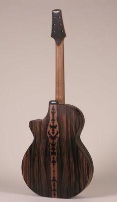 2011 Edwinson Guitars Blackthorn Consort