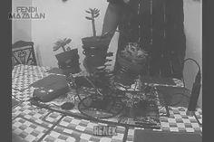 playing music using small plant Experimental Music, Small Plants, Installation Art, Instagram, Art Installation
