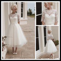 Popular 1950s Bridal Dresses | Aliexpress