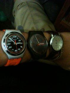 Swatch x swatch x montblanc #watchporn