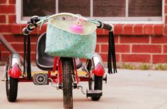 Simple Bike Basket