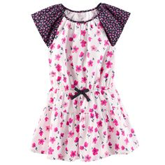 Baby Girl 2-Piece Mix-&-Match Poplin Dress | OshKosh.com