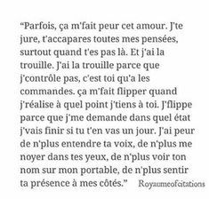 Image about text in citations by sweetbene_jlove Text Quotes, Love Quotes, Life Reflection Quotes, Couple Message, Cute Captions, French Quotes, Sad Love, Talk To Me, Sentences