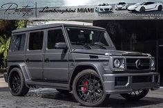 2013 Mercedes-Benz G-Class G63 AMG Hamann Wide-Body Spidron