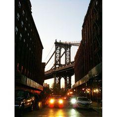 #instar #nyc #iphone3gs newyork Manhattan bridge - @bluerain_- #webstagram