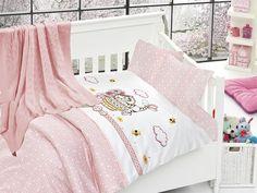 Бебешки спален комплект от бамбук