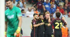 Berita Bola: Cetak Hat-Trick, Dua Kegagalan Penalti Aguero Terbayarkan -  http://www.football5star.com/liga-champions/berita-bola-cetak-hat-trick-dua-kegagalan-penalti-aguero-terbayarkan/82550/