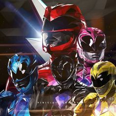 "315 curtidas, 2 comentários - Vinícius Teodoro (@vini_teodoro) no Instagram: ""Power Rangers Movie - Low Poly Portrait @powerrangersmovie  @powerrangersoficial…"""