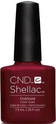 CND - Shellac Oxblood (0.25 oz)