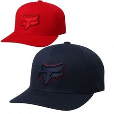 1349a7fbc09c0 Fox Racing Epicycle 110 Kids Boys Caps Motocross Off Road Snapback Hats Fox  Racing