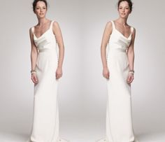 Simple wedding gowns for bride-to-be : Wedding Clan