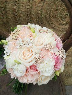 Bouquet de terciopelo. Velvet bouquet. www.eljardindemamaana.com