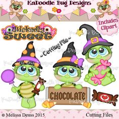 LE Cutie KaToodles - Wickedly Sweet