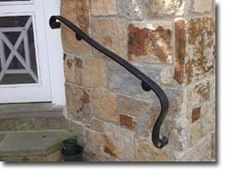 Boston MA custom wrought iron railings Raleigh Wrought Iron Co.