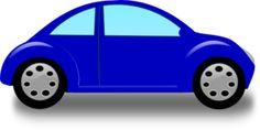 Beetle Blue2 clip art - vector clip art online, royalty free & public domain
