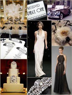 Google Image Result for http://blog.newlywish.com/wp-content/uploads/2012/06/Vintage-Art-Deco-Wedding1.jpg