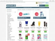 Apomera.se rabattkod 10% rabattpå ett helt köp. Gäller även på nedsatta priser men kan inte kombineras med andra erbjudanden eller rabattkoder. Kan inte nyttjas i efterhand på redan genomfö...