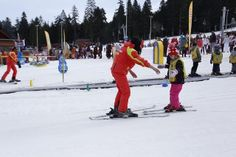Borovets has a world famous ski school, friendly instructors and loads of activities for the little ones http://crys.tl/1dQQgj5