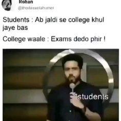 Exams Funny, Exam Quotes Funny, Sarcastic Jokes, Funny Fun Facts, Latest Funny Jokes, Funny True Quotes, Some Funny Jokes, Jokes Quotes, Funny School Jokes