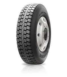 Regional haul drive tyre for extreme mileage & traction An extra rugged tread with a special long and wearing compound that resists cuts, abrasions and stone retention.