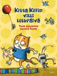 #Kissakilli #KissaKillinvillilelupäivä #TuulaKorolainen #ChristelRönns #kirja #tammikirjat