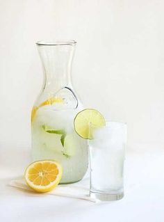 Healthy Lemon Lime Soda with Simple Syrup by Homemade Recipes at http://homemaderecipes.com/course/drinks/20-homemade-soda-recipes