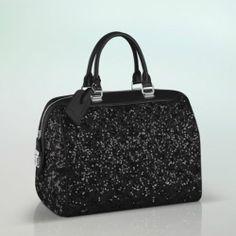 Louis Vuitton Speedy Sequins M40801